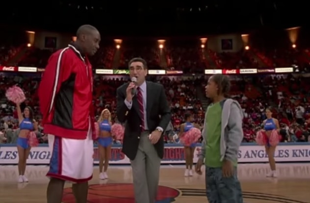 Bow Wow stars in the 2002 film, 'Like Mike.'