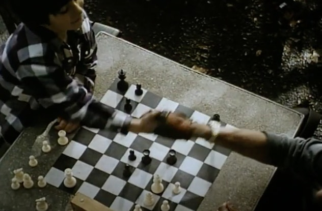 'Searching for Bobby Fischer' is a 1993 film.