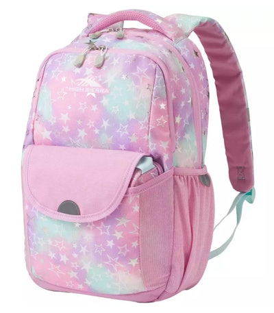 Ollie Backpack With Lunchbox - Foil Stars