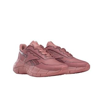 Victoria Beckham Zig Kinetica Shoes in Sandy Rose