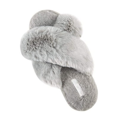 HALLUCI Plush Slippers