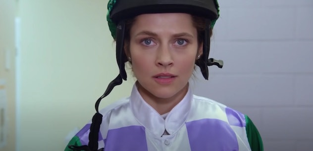 Ride Like A Girl is streaming on Netflix.