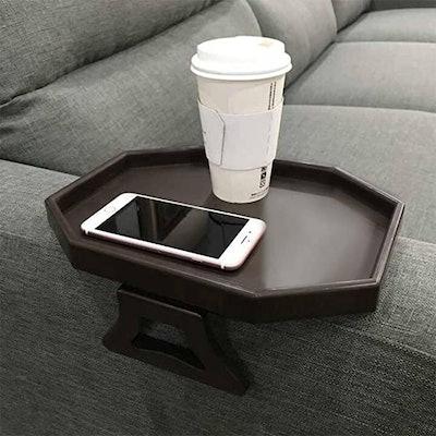Sofa Arm Clip Table