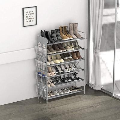 Simple Houseware 6-Tier Shoe Rack