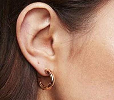 PAVOI Hoop Earrings