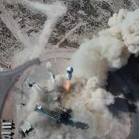 Oliver Daemen: Blue Origin customer reveals the worst part of space tourism