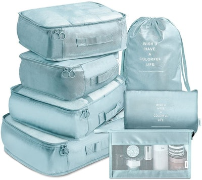 VAGREEZ Packing Cubes (7-Pack)