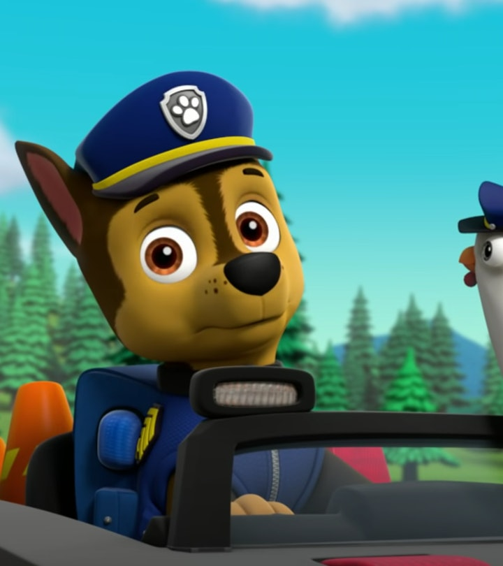 Episodes of 'PAW Patrol' are streaming on Paramount+.