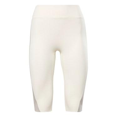 Victoria Beckham Capri Leggings in Classic White