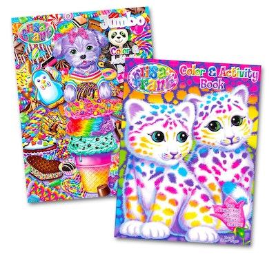 Coloring & Activity Book Set