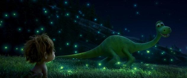 The Good Dinosaur is from Pixar animation studios.