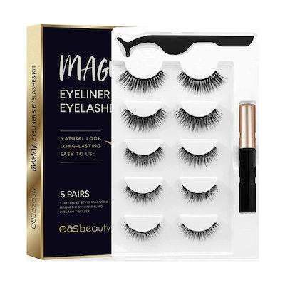 easbeauty Magnetic Eyelashes (5 Pairs)