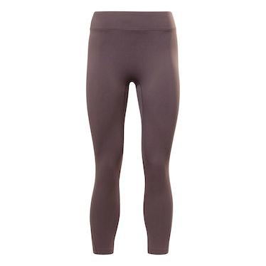 Victoria Beckham 7/8 Leggings in Bold Brown