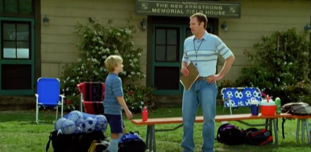 Will Ferrell stars in the 2005 film, Kicking and Screaming.