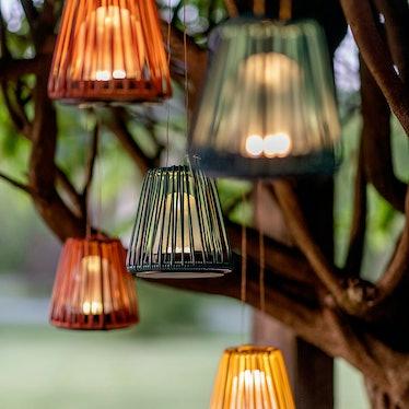 Balcony Solar LED Lantern