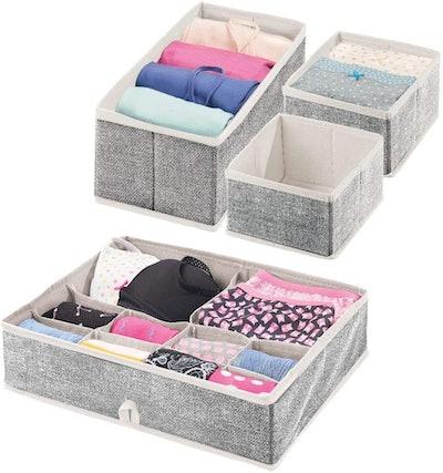 mDesign Storage Organizer (Set Of 8)