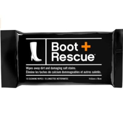 Boot Rescue Shoe Cleaning Wipes