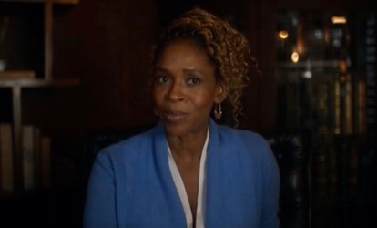 Merrin Dungey as Dr. Andi Grant in 'American Horror Stories'
