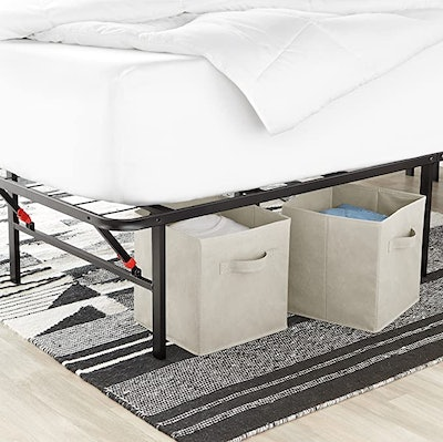 Collapsible Fabric Storage Cubes (6-Pack)