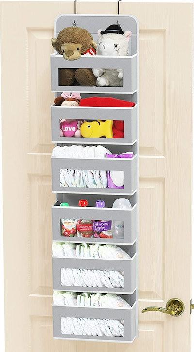 Simple Houseware Over Door/Wall Mount