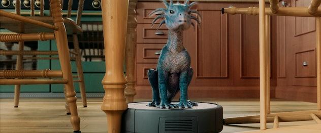 My Pet Dinosaur is a fantasy dinosaur movie for kids.
