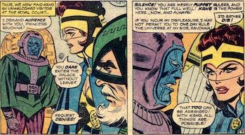Judge Ravonna Renslayer Loki Season 2 Marvel Comics
