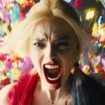 Margot Robbie has a new look in 'The Suicide Squad.' Smashbox Cosmetics is launching a kit in Octobe...