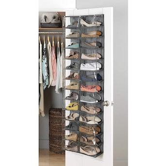 Whitmor Over The Door Shoe Shelves