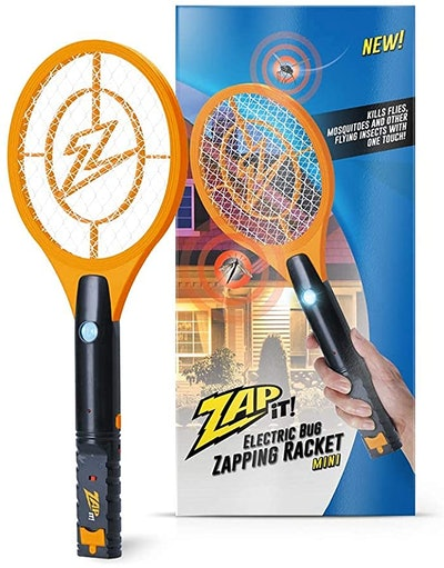 Zap It Bug Zapper Racket
