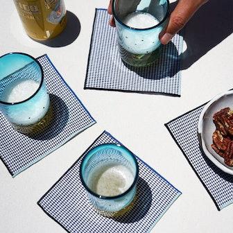 Limited Edition Cocktail Napkin Set