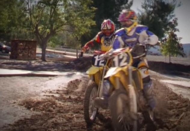 'Motocrossed' is a Disney Channel original movie.
