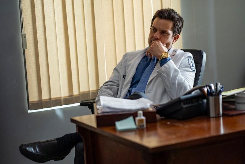 Joshua Jackson as Christopher Duntsch in Peacock's 'Dr. Death'