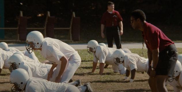 Denzel Washington stars in 'Remember the Titans.'