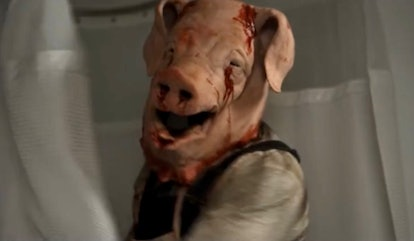 The Piggy Man in 'American Horror Stories'