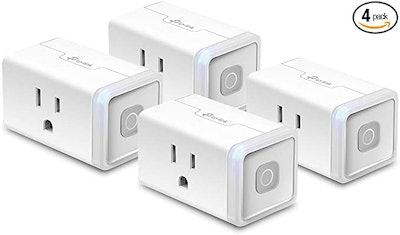 Kasa Smart Outlet (4-Pack)