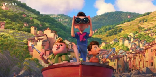 Kids can learn Italian with Luca in a sweet new video.