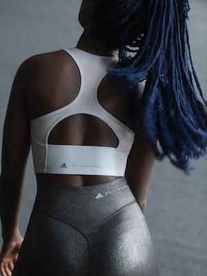 Adidas by Stella McCartney STELLASHINE campaign