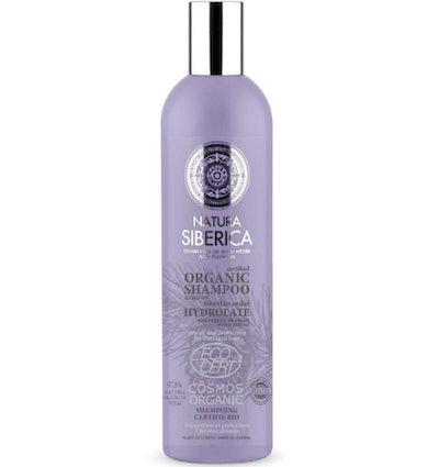 Natura Siberica Organic Shampoo Hydrolate Repair and Protection