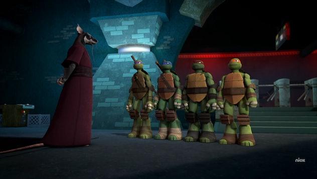Teenage Mutant Ninja Turtles was an original a comic book published in 1984.