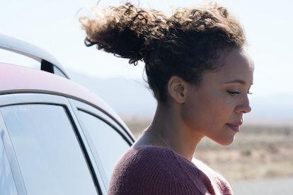 Carmen Ejogo stars in Netflix's 'Rattlesnake.'