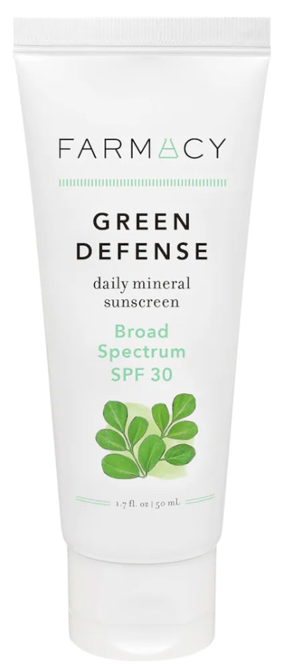 Green Defense Daily Mineral Sunscreen