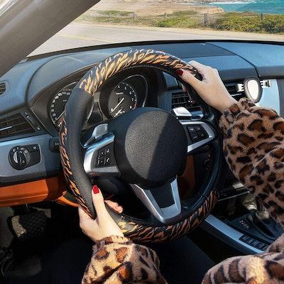 COFIT Microfiber Steering Wheel Cover