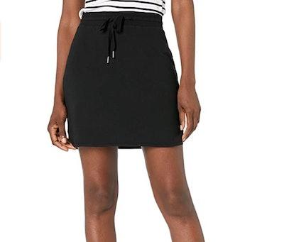 Daily Ritual Modal Sweatshirt Skirt
