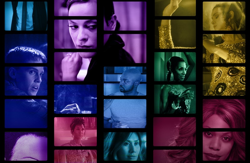 Promo art for Netflix's 'Disclosure' documentary.
