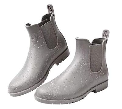 Yvmurain Short Rain Boots