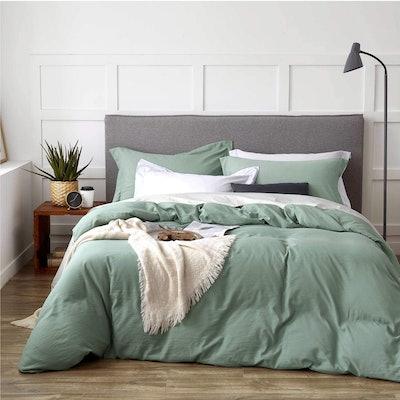 Bedsure Ultra Soft Duvet Cover