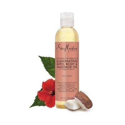 SheaMoisture Bath, Body & Massage Oil