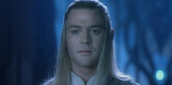 Marton Csokas as Celeborn in Lord of the Rings: Fellowship of the Ring