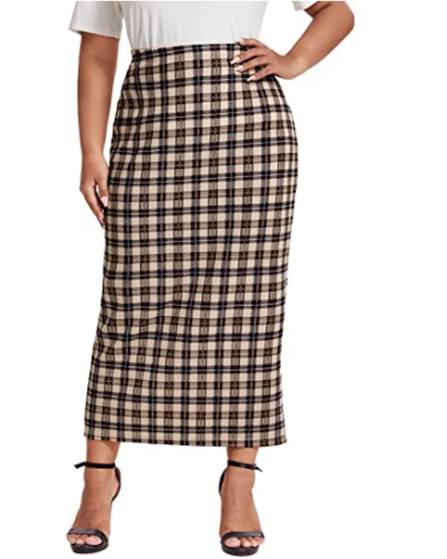 Verdusa Bodycon Skirt