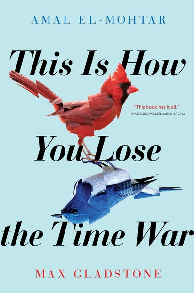 'This Is How You Lose the Time War' by Amal El-Mohtar and Max Gladstone